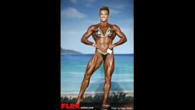 Frances Mendez - Women's Physique - IFBB Valenti Gold Cup thumbnail