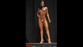 Tamara Haddad - Class D Bikini - 2013 USA Championships thumbnail