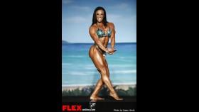Susan Salazar - Women's Physique - IFBB Valenti Gold Cup thumbnail