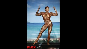Mikala Soto - Women's Physique - IFBB Valenti Gold Cup thumbnail