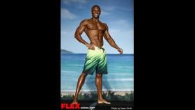 Michael Anderson - Men's Physique - IFBB Valenti Gold Cup thumbnail