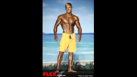 Sheridan Haus - Men's Physique - IFBB Valenti Gold Cup thumbnail