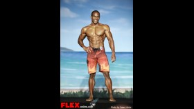 Chris Mercadel - Men's Physique - IFBB Valenti Gold Cup thumbnail