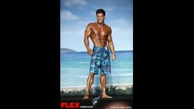 Steve Mousharbash - Men's Physique - IFBB Valenti Gold Cup thumbnail