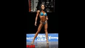 Michelle Mein - Bikini Class A - NPC Junior USA's thumbnail