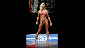 Maria DiNello - Bikini Class B - NPC Junior USA's thumbnail
