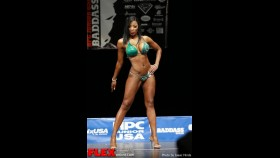 Suzette Mauzon - Bikini Class B - NPC Junior USA's thumbnail