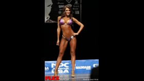 Kathryn Mantone - Bikini Class C - NPC Junior USA's thumbnail