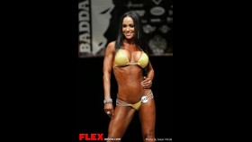 Chaundra Bagwell - Bikini Class E - NPC Junior USA's thumbnail
