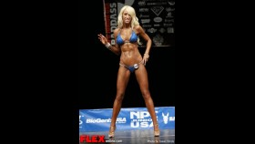 Christina Williams - Bikini Class F - NPC Junior USA's thumbnail