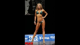 Courtney Walston - Bikini Class F - NPC Junior USA's thumbnail
