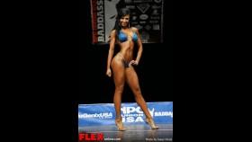 Holly Elizabeth - Bikini Class F - NPC Junior USA's thumbnail