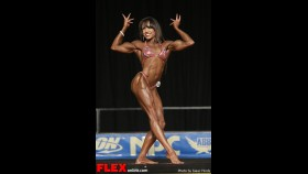 Erica Blockman - Women's Physique A - 2013 JR Nationals thumbnail