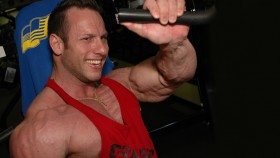 Liberatore Chest Workout 7 Weeks from 2013 Toronto Pro thumbnail