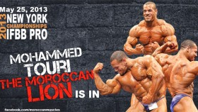 Mohammed Touri is in for 2013 New York Pro thumbnail