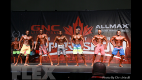 2016 IFBB Toronto Pro: Men's Physique Call Out Report thumbnail