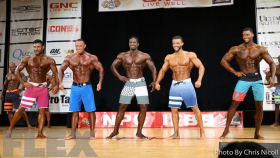 2016 IFBB Pittsburgh Pro Men's Physique Call Out Report thumbnail