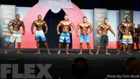 2016 Olympia Men's Physique Call Out Report thumbnail