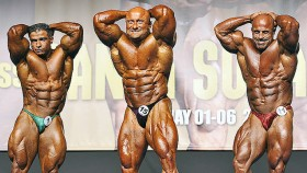 2013 Mr Europe Comparisons thumbnail