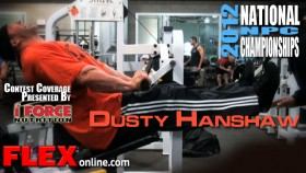 Hanshaw Trains Hamstrings Days from Nationals thumbnail