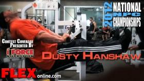 Hanshaw Trains Hamstrings Days from Nationals thumbnail