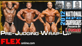 2012 NPC Nationals PreJudging Wrap Up thumbnail