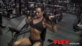 Nola Trimble Training Shoulders For Greater Gulf States Pro thumbnail