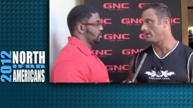 NPC Super Heavyweight Dan Decker at the North Americans thumbnail