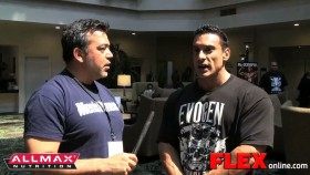 Rick Figoni Interview at NPC USA Weigh Ins thumbnail