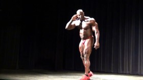 Ed Nunn One Week out from 2013 FIBO Pro - Guest Posing thumbnail