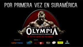 2017 Olympia Amateur South America Video Thumbnail