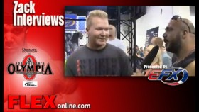 Zack Khan interviews the fans about their Olympia Picks thumbnail