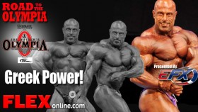 Kefalianos Interview 2 Weeks From 2012 Mr. Olympia thumbnail