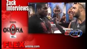 Zack Khan Interviews Lionel Beyeke thumbnail