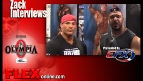 Zack Khan interviews Flex Lewis thumbnail