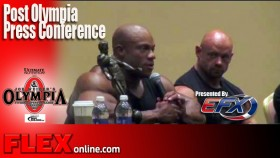 Post Olympia Press Conference with the Olympians thumbnail