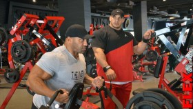 Big Ramy Back Workout 3 Weeks from 2013 Mr Olympia Video Thumbnail