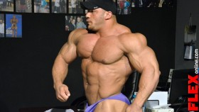 Big Ramy Posing session 3.5 Weeks from 2013 Olympia Video Thumbnail