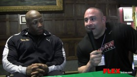 Interview With IFBB Pro Shawn Rhoden at the 2013 Pittsburgh Pro thumbnail