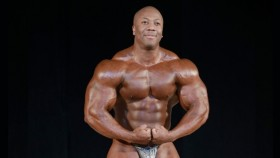 Shawn Rhoden Guest Posing 2013 Pittsburgh Pro thumbnail