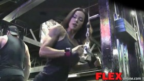 Rocio Ruiz Prepares For NPC Jr. Nationals Figure thumbnail