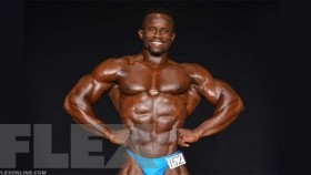 Team U Bodybuilding Overall Winner Saiid Kamara Interview thumbnail