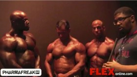 Larry Brown Interviews the 2012 Jr. Nationals with Winners Richards, Reich, and Cohen after the 2012 NPC Jr. Nationals thumbnail