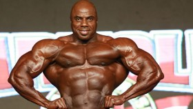 IFBB Pro Toney Freeman Posing Routine at the 2013 Arnold Brazil thumbnail