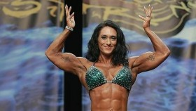 2013 Chicago Pro Physique Runner Up Valerie Gangi Interview thumbnail