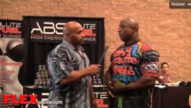 Keith Williams Interview Before the 2013 Chicago Pro thumbnail