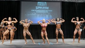 Toronto Pro Womens Bodybuilding Final Callouts and Awards thumbnail