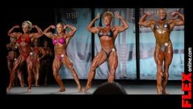 2013 PBW Tampa Pro Women Bodybuilding PreJudging Report thumbnail