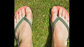 We Asked 100 Women: Do You Like When Guys Wear Flip Flops? thumbnail