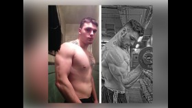 Transformation Tuesday: The super-strong to super-lean workout plan thumbnail